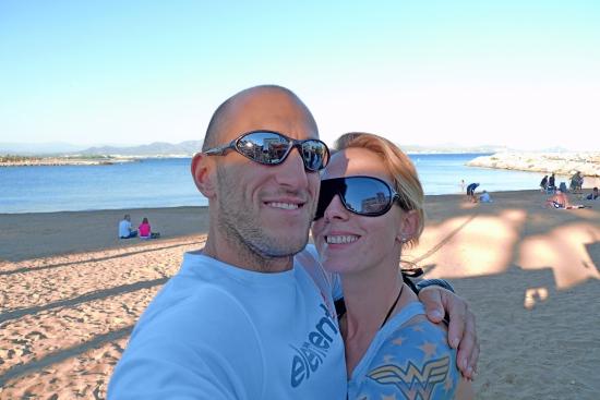 Enjoying the French Riviera