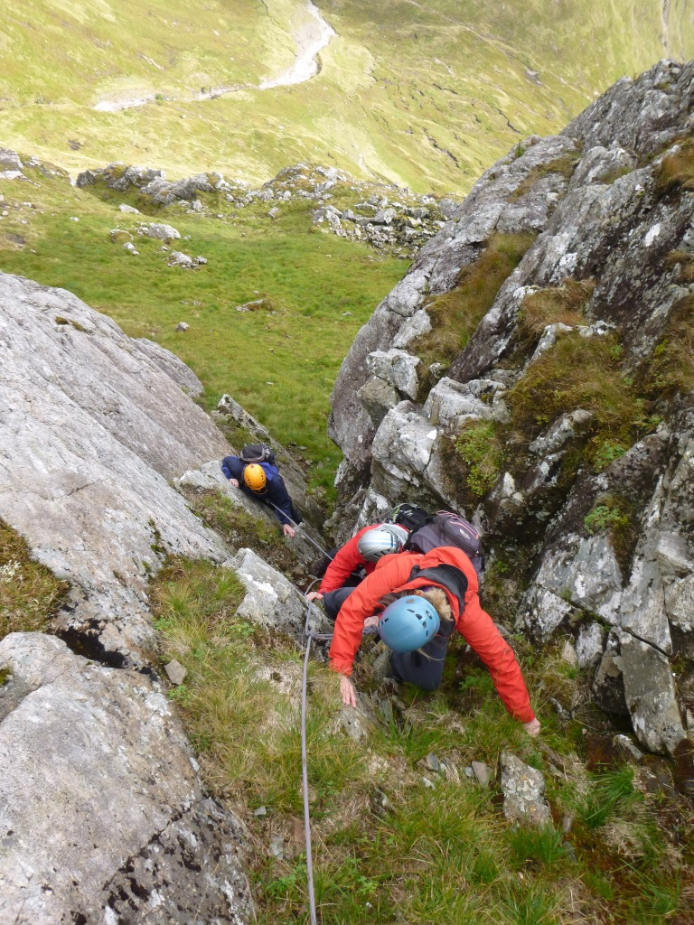 Getting to grips with scrambling
