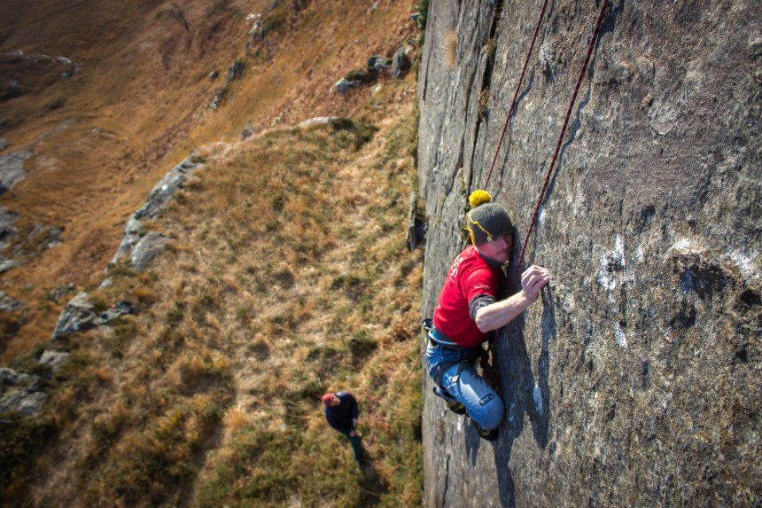 Kev hard at work on 'Skyfall' E6,6b