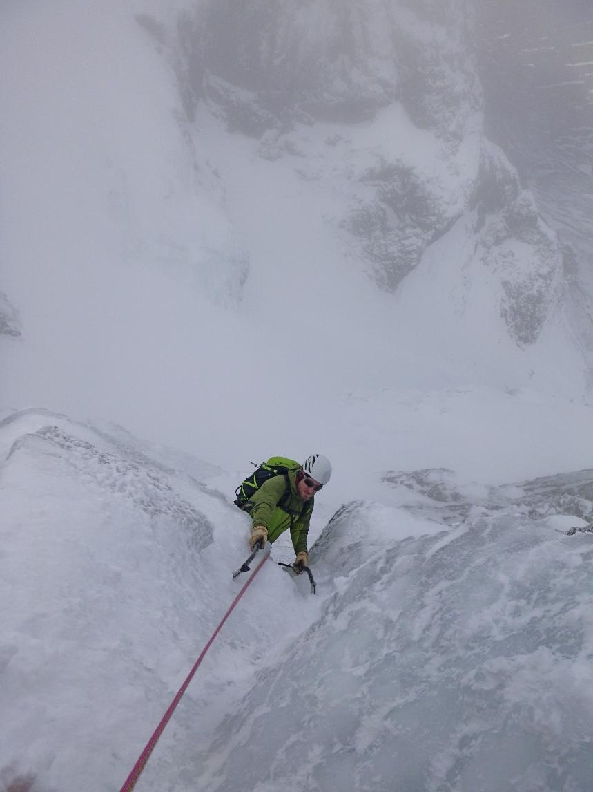 Great climbing!