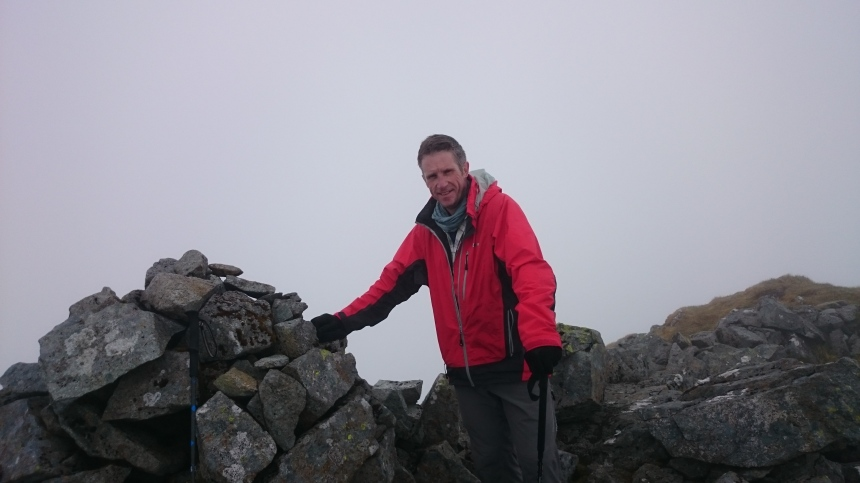 Gars-Bheinn - the start of the Cuillin Ridge