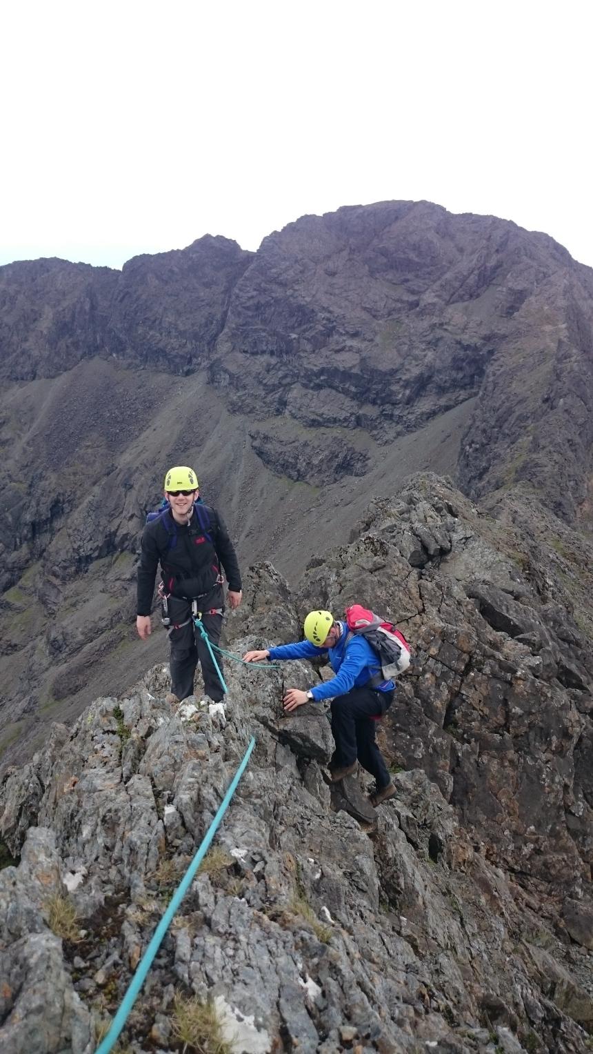 Ghreadaidh Ridge