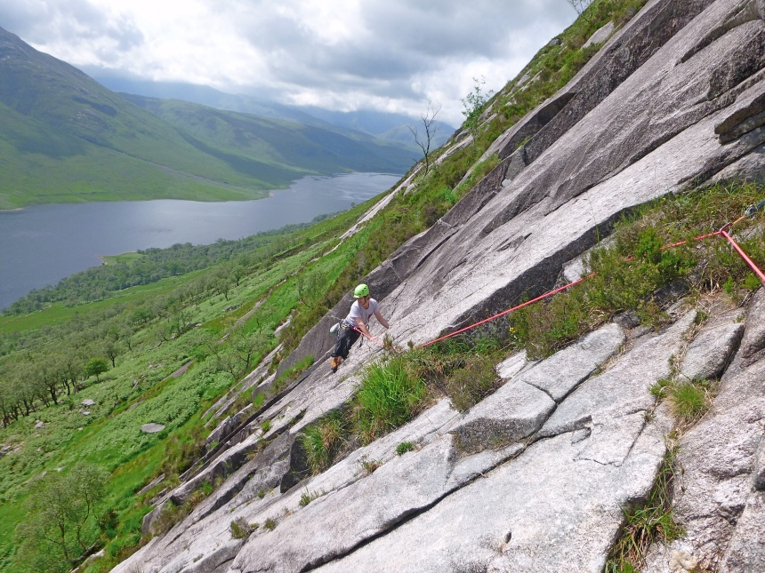 Got to love the Etive Slabs