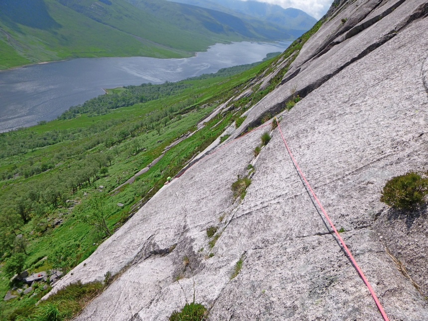 Tackling the crux overlap