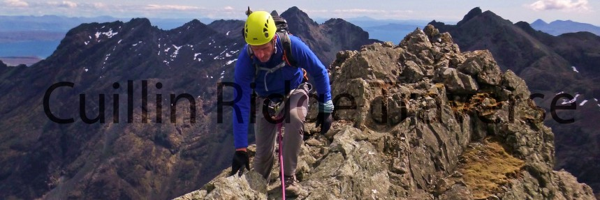 Cuillin Ridge Traverse