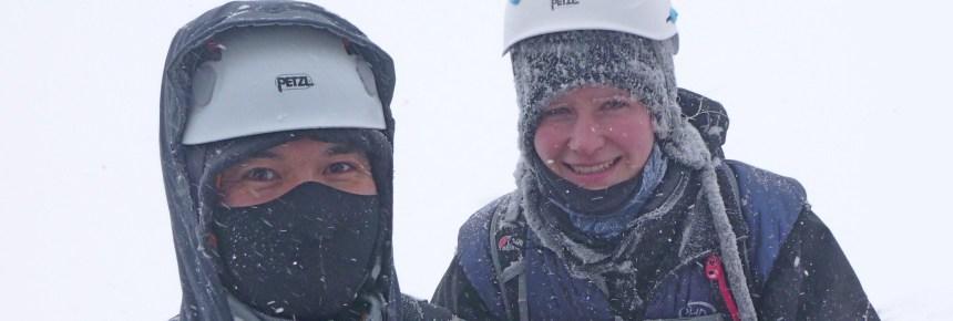 Winter provides a rewarding adventure