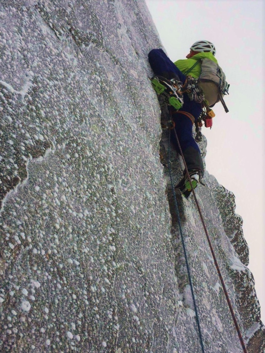 Pinnacle Arete Direct