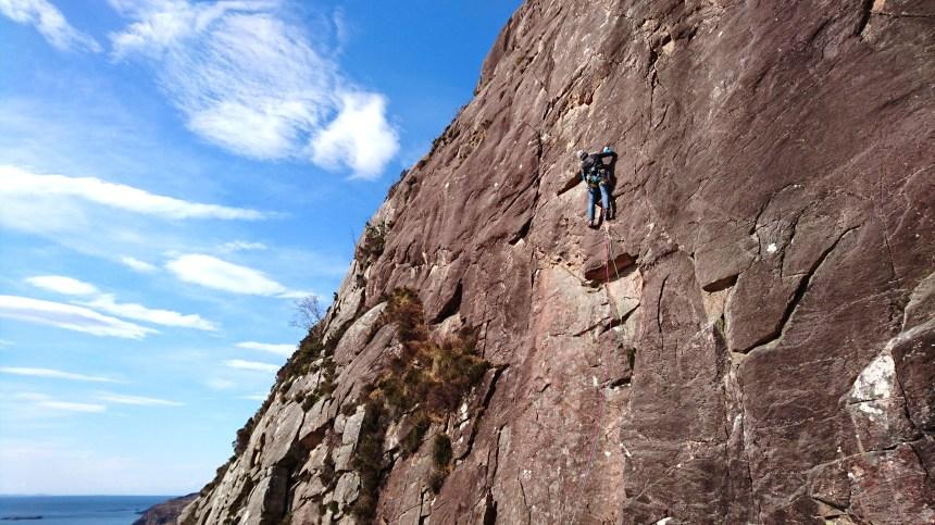 Diabaig Climbing