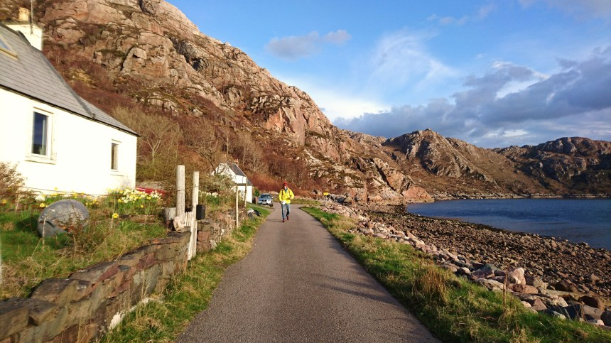We will all most certainly come back to Diabaig