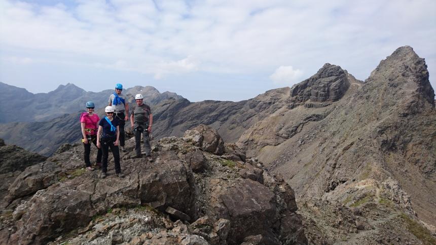 Northern Cuillin Munros