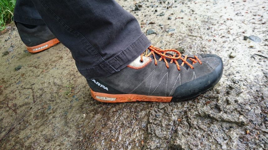 Scarpa Gecko Review