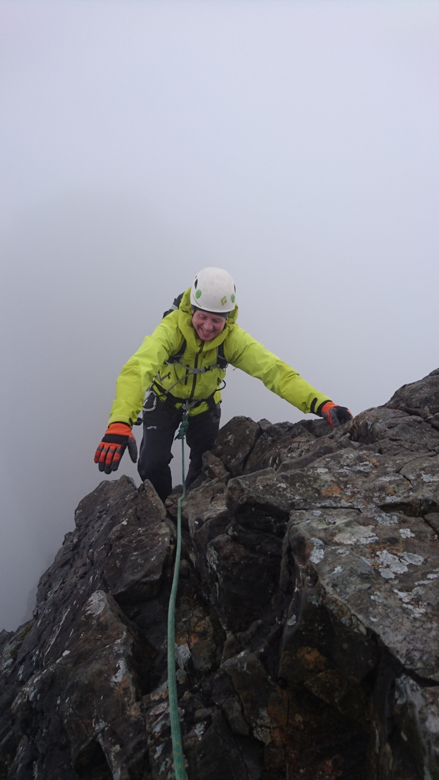Skye Cuillin Ridge