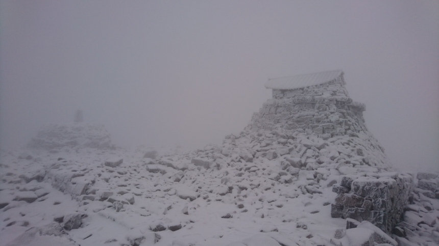 Ben Nevis Winter Guide