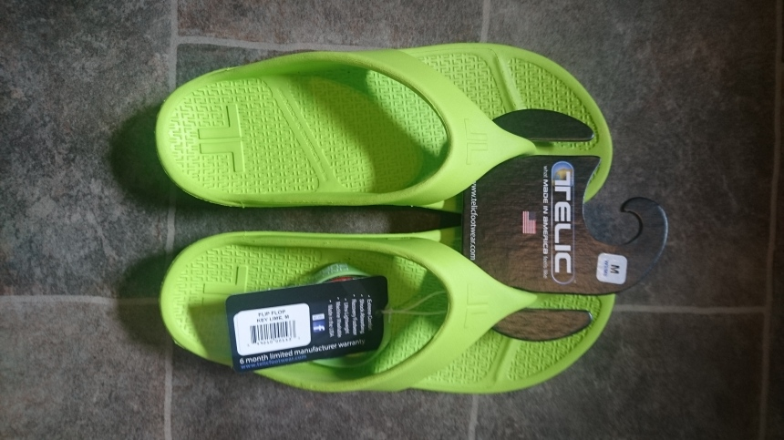 The Telic Recovery Flipflop