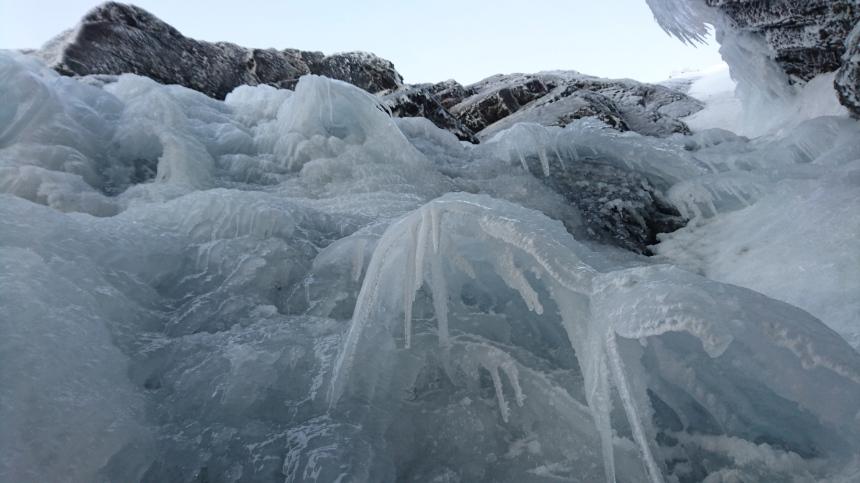 Ben Nevis Ice