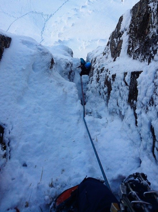 Chimney Route