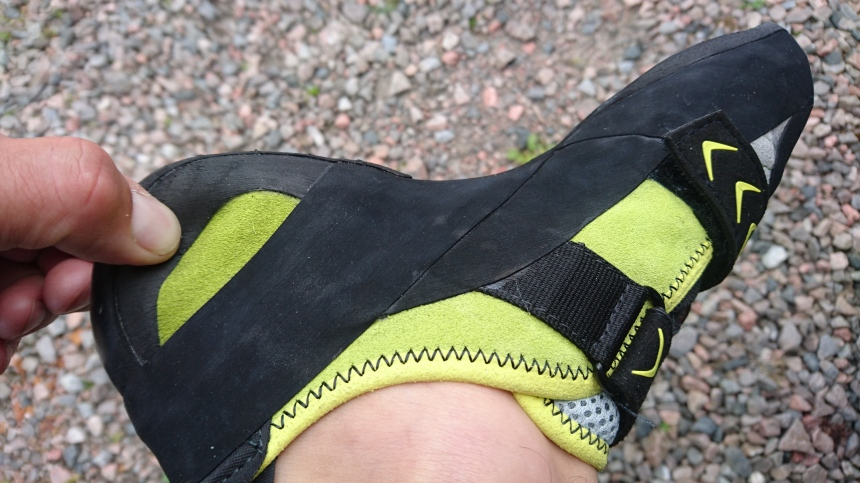 Scarpa Vapour V Review