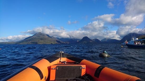 Cuillin Ridge Traverse Guide