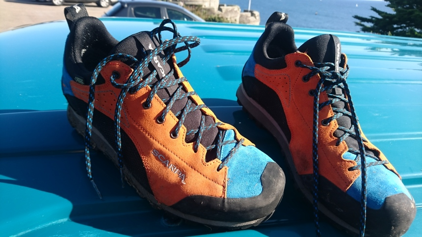 Scarpa Oxygen Review
